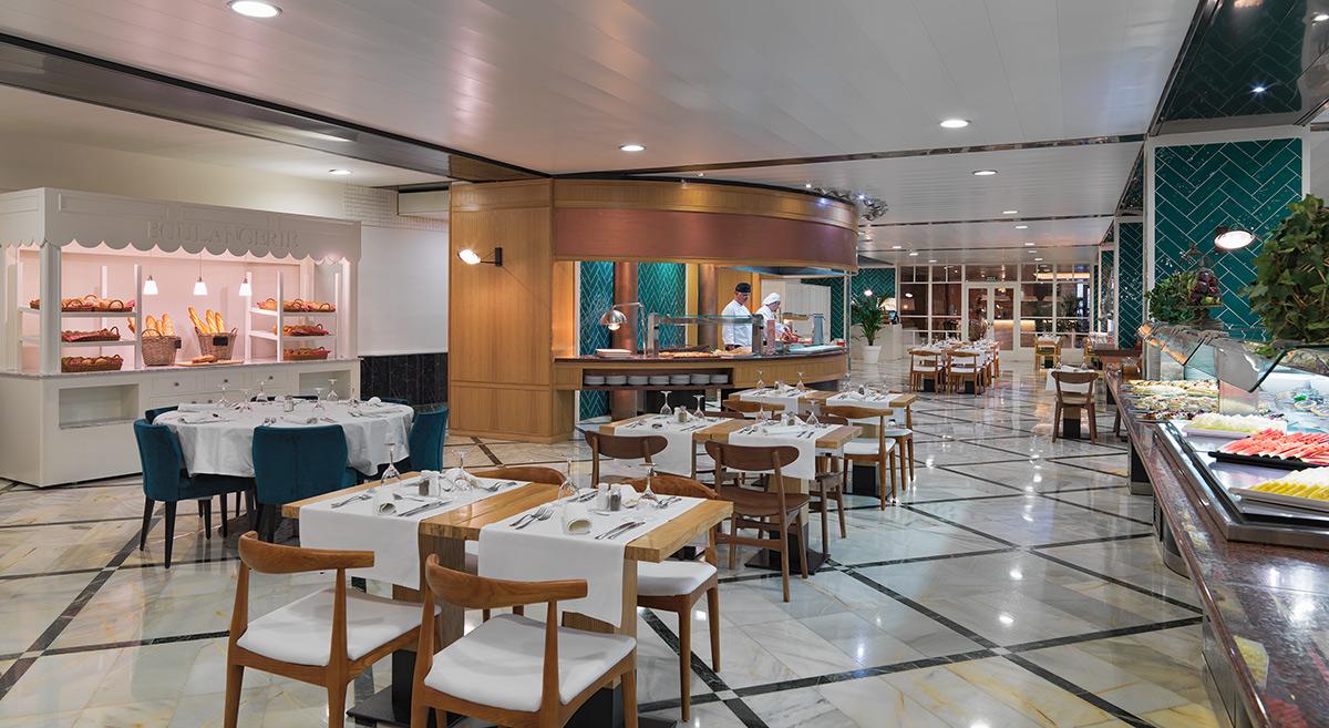 Камбрильс испания рестораны