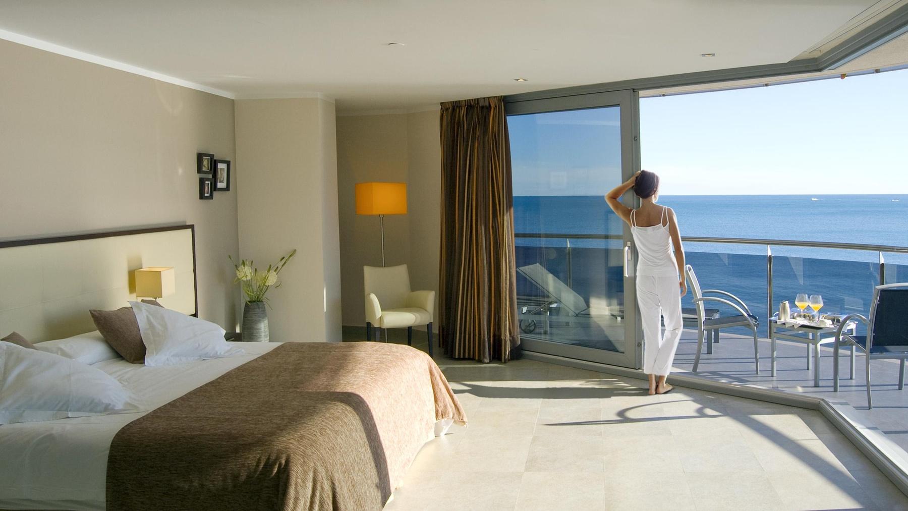 Отель солимар в испании кальпе